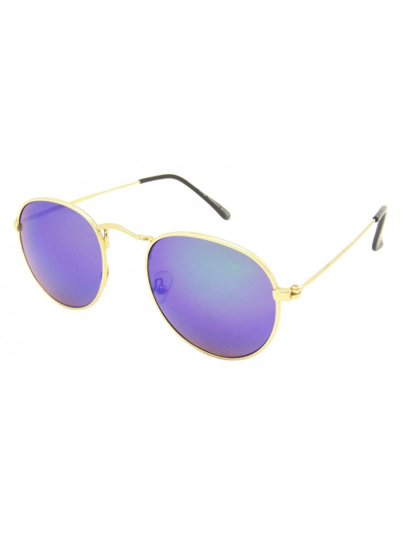 Ruce Colour Mirror Lens Sunglasses, Asst
