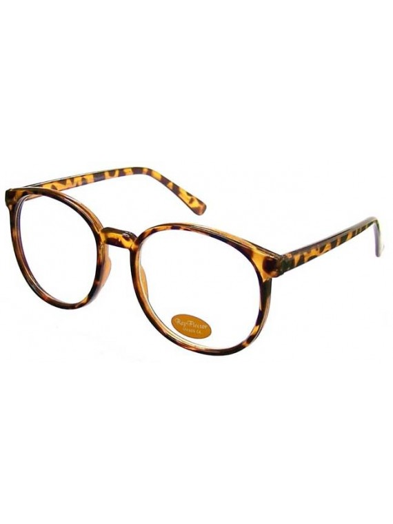 Ager Clear Lens Sunglasses, Black And Tortoise Shell Asst