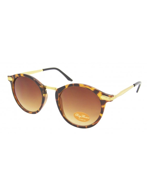 Emelia Vintage Remade Sunglasses, Normal Lens Asst
