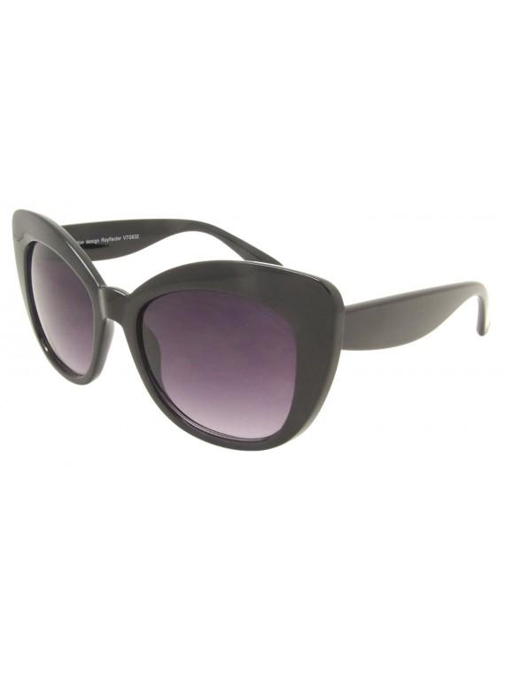 Esme Classic Oversized Cat Eye Sunglasses, Asst