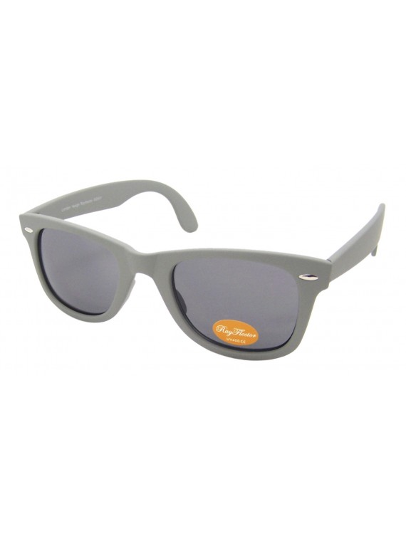 Vivo Retro Wayfarer Style Sunglasses, Asst