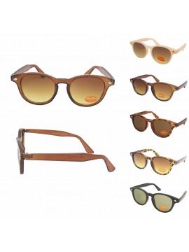 Tiowa Vintage Remade Wayfarer Sunglasses, Asst