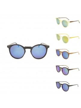 Gorier Vintage Remade Sunglasses, Mirrored Lens  Asst