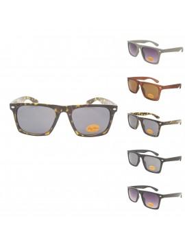 Apolia Square Wayfarer Style Sunglasses, Asst