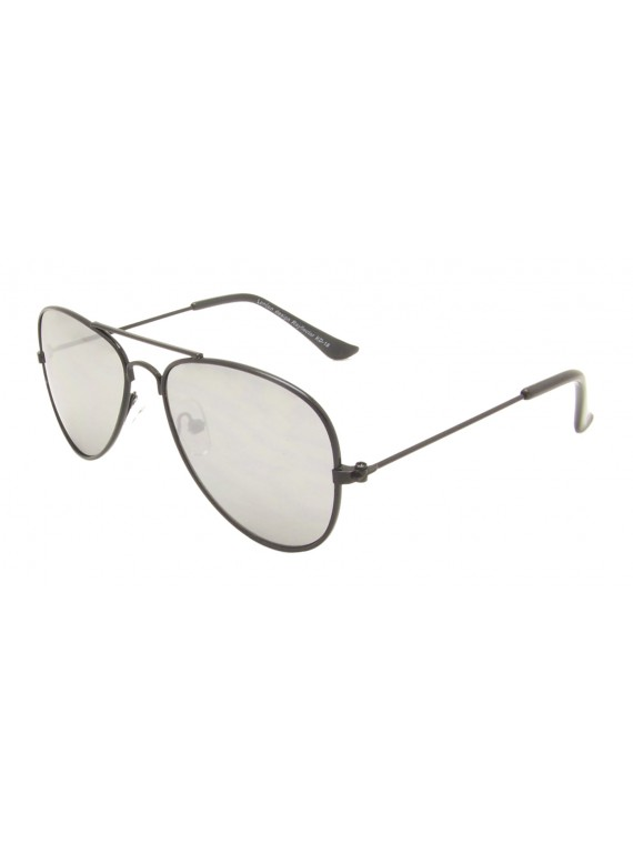 b3f67a47df6c Kidi Levia Aviator Sunglasses, Kids Silver Mirrored Asst