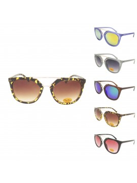 Liviwa Fashion Colorful Sunglasses, Asst