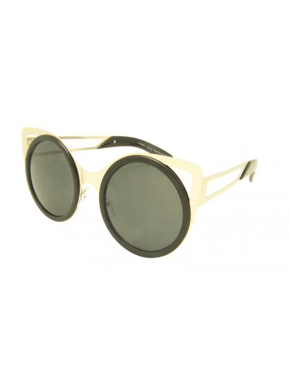 Grasie Vintage Round Sunglasses, Asst
