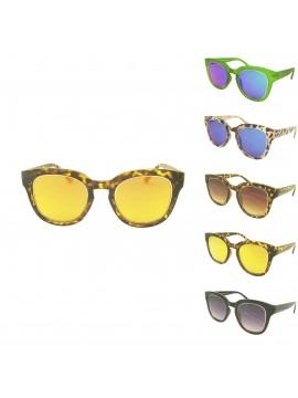 Rody Plastic Frame Vintage Sunglasses, Asst