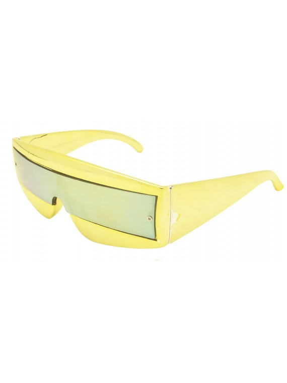 Kidi Provia Wrap Around Party Sunglasses, Kids Mirrored Lens Asst