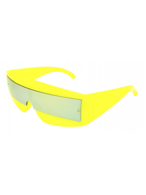 Kidi Provia Wrap Around Party Sunglasses, Kids Mirrored Lens Asst