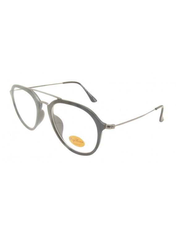 Ari Fashion Sunglasses, Clear Lens Asst