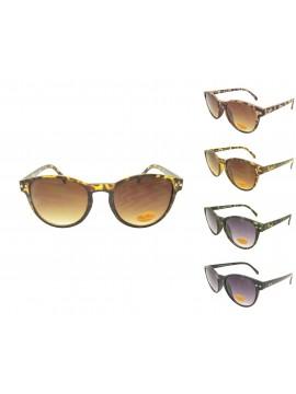 Mireda Retro Plastic Sunglasses, Asst