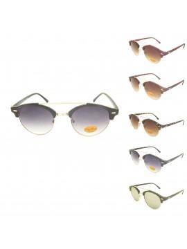 Yakki Vintage Remade Sunglasses, Asst