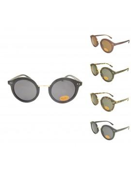 Monavi Fashion Round Sunglasses, Asst