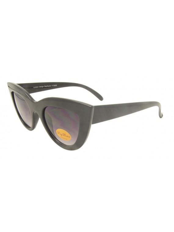 Godie Oversized Cat Eye Style Sunglasses, Asst