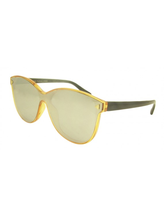 Triva Vintage Remade Sunglasses, Mirrored Lens Asst