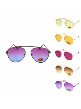 Burt Aviator Sunglasses, Asst