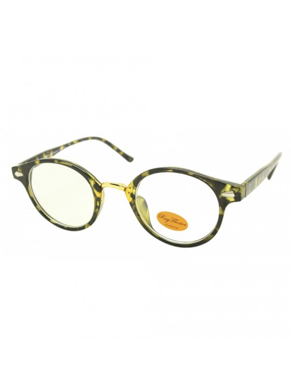 Luria Retro Sunglasses, Clear Lens Asst