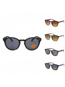 Hori Vintage Round Sunglasses, Asst