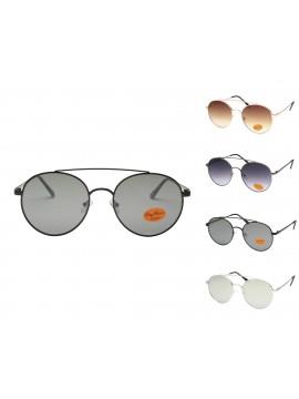 Eoi Metal Vintage Sunglasses, Asst