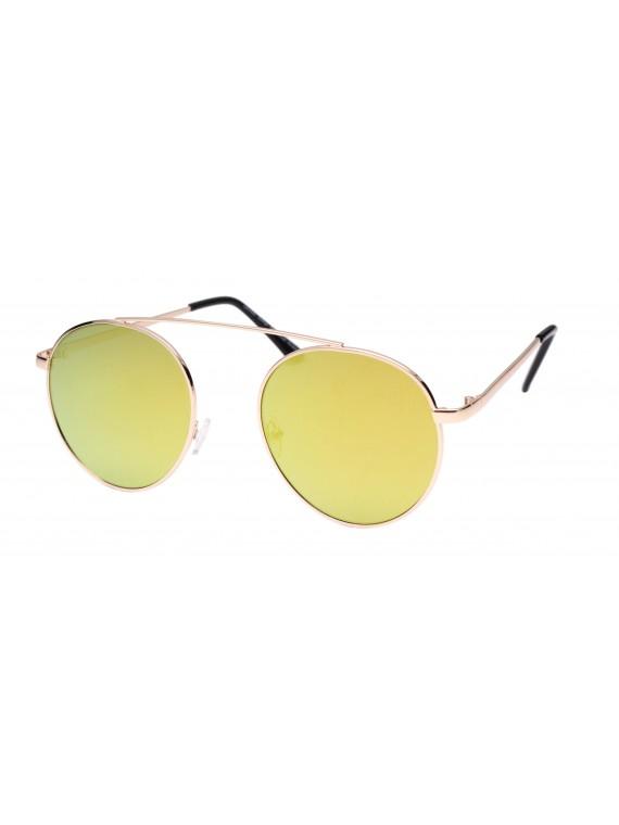 Serry Retro Metal Frame Sunglasses, Asst