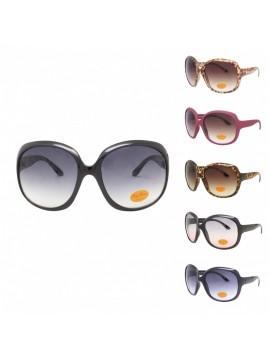 Esbella Oversized Round Sunglasses, Asst
