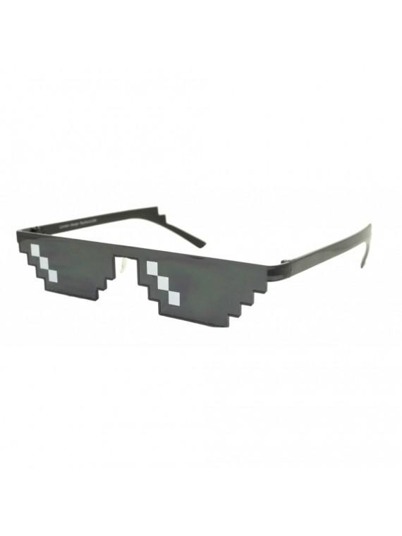 Melo Party Sunglasses, Black