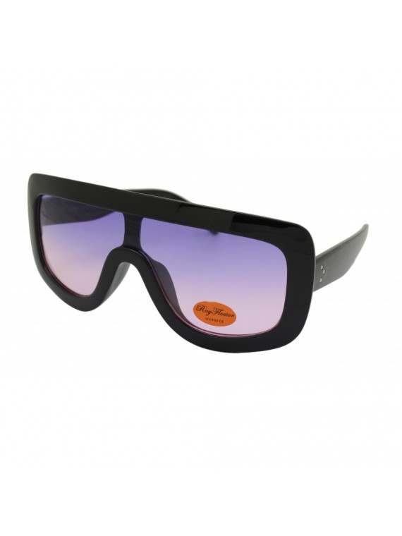 Erike Fashion Oversized Sunglasses, Asst