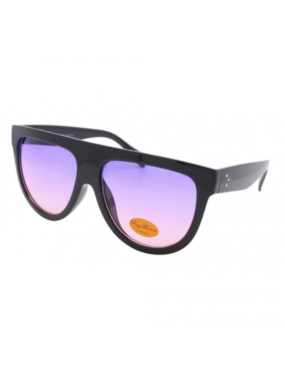 Orie Fashion Flat Top Sunglasses, Asst
