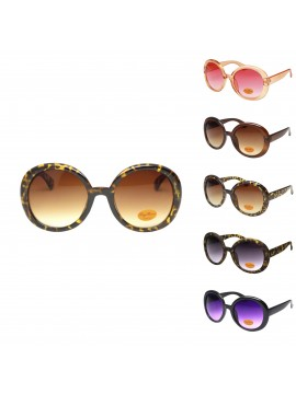 Syde Fashion Oversized Sunglasses, Asst