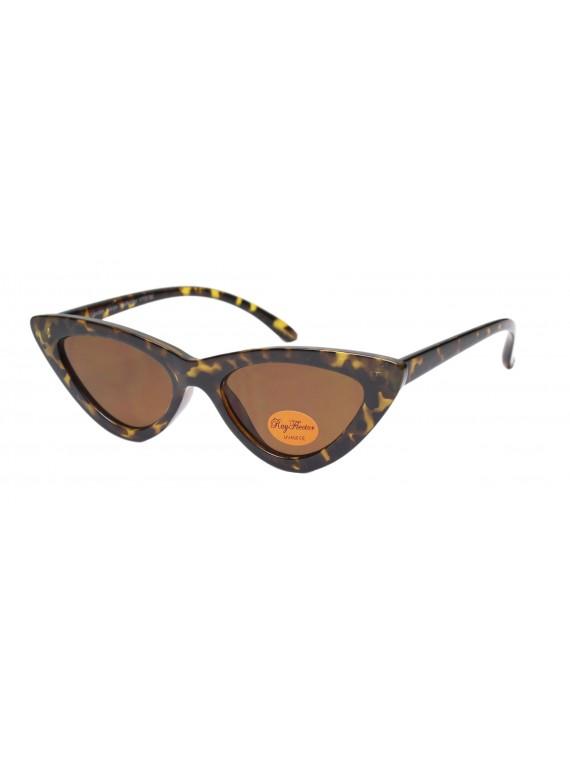 Melly Vintage Cat Eye Style Sunglasses, Asst