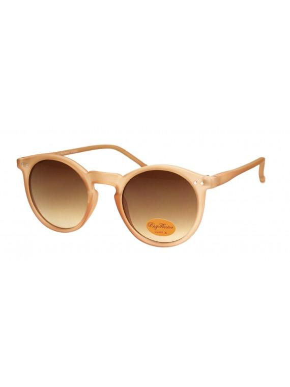 Oroze Round Lens With Metal Spots Vintage Sunglasses, V2 Version