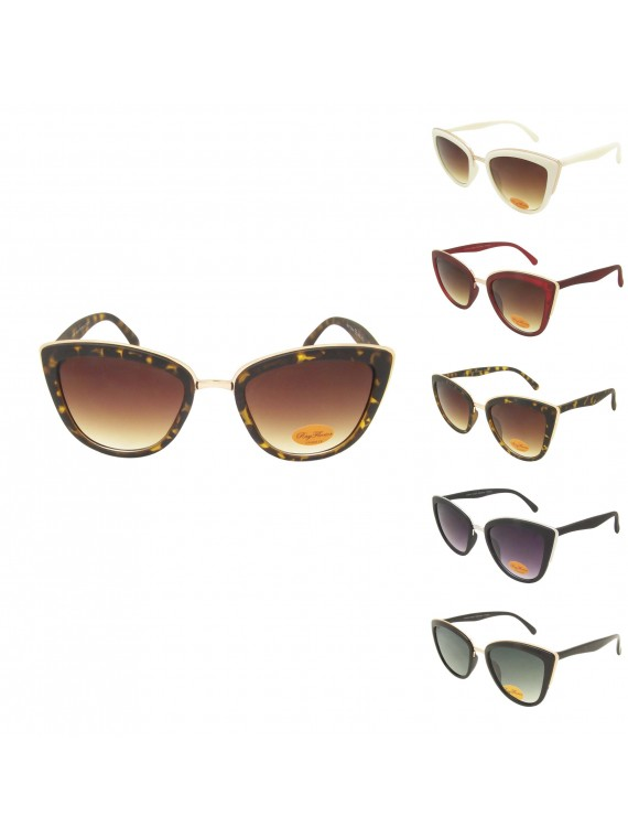 Cherokee Classic Vintage Sunglasses, Normal Lens Asst
