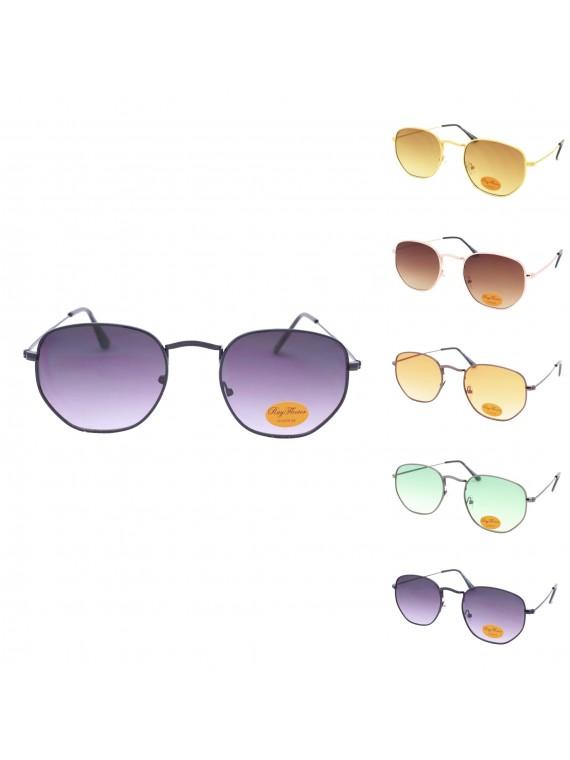 Glen Aviator Sunglasses, Asst