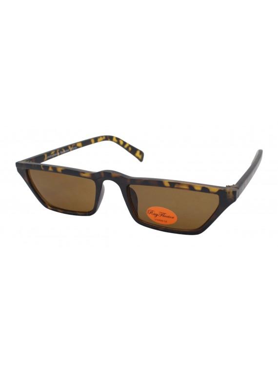 Alfred Flat Top Vintage Sunglasses, Asst