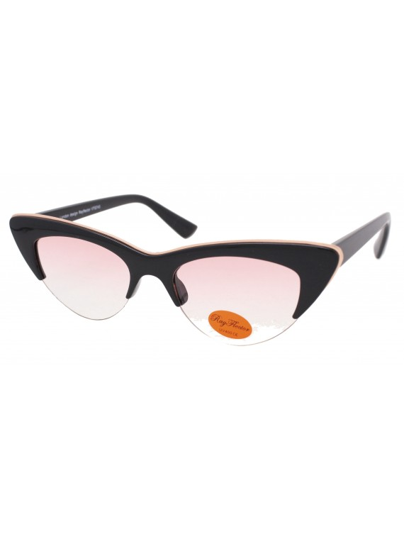 Jacin Cat Eye Style Sunglasses, Asst