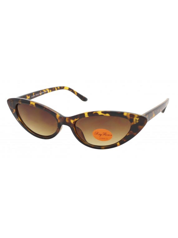 Chieo Rero Cat Eye Style Sunglasses, Asst