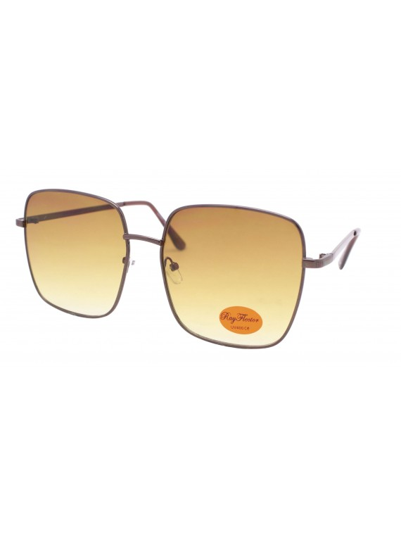 Teddi Metal Frame Sunglasses, Asst
