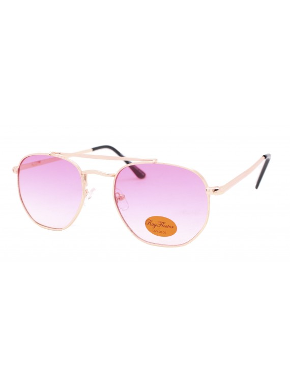 Kev Metal Frame Sunglasses, Asst