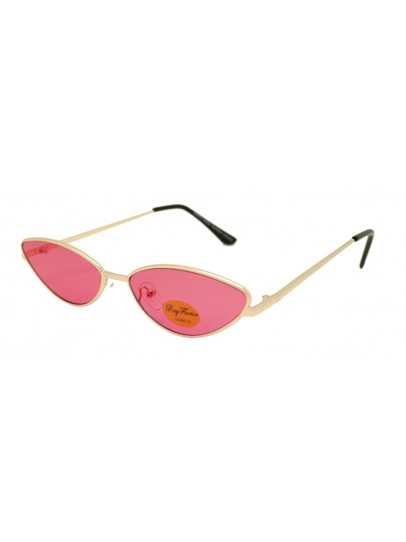 Abrey Retro Cat Eye Style Sunglasses, Asst