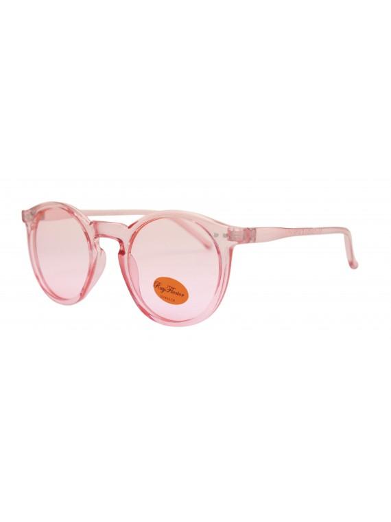 Pokie Retro Round Sunglasses Wholesale, Asst