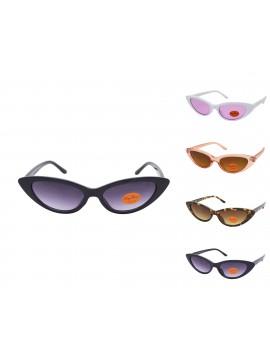 Chieo Rero Cat Eye Style Sunglasses, Asst