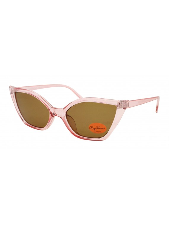 Hallie Vintage Cat Eye Style Sunglasses, Asst