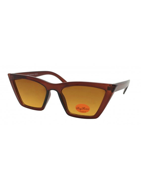 Bonnie Flat Top Vintage Sunglasses, Asst