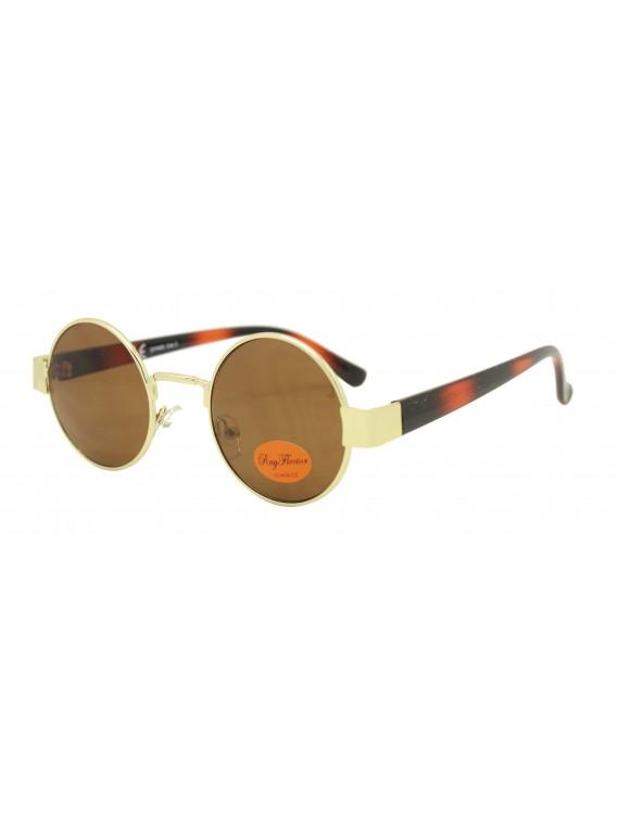 Ycio Oversized Round Retro Sunglasses, Asst