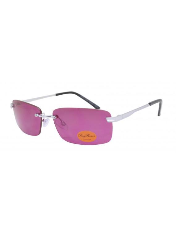 Innes Wrap Round Retro Sunglasses, Asst