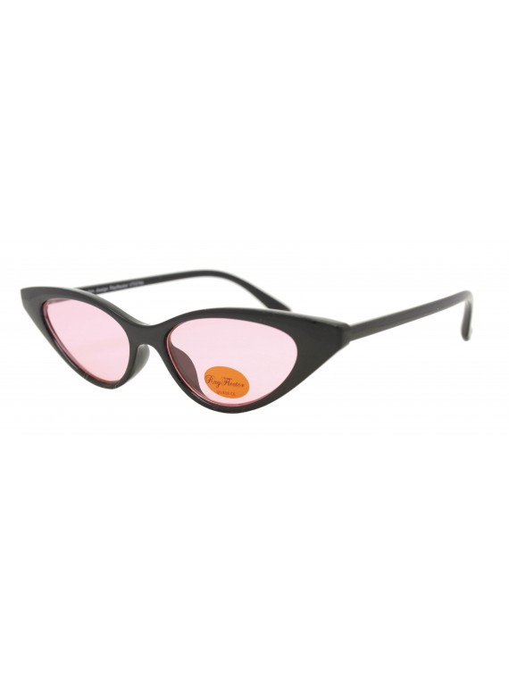 Adgen Retro Cat Eye Style Sunglasses, Asst