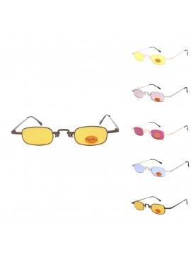 Olant Metal Frame Vintage Sunglasses, Asst