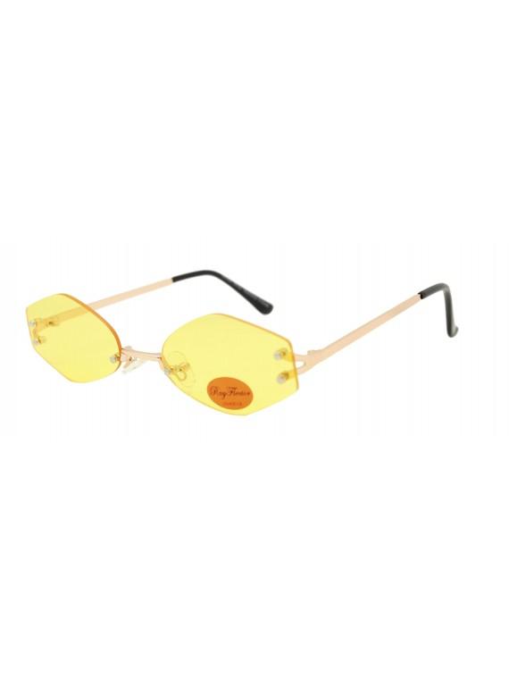 Menia Metal Vintage Sunglasses, Asst