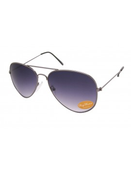Classic Aviator Sunglasses Gun Frame